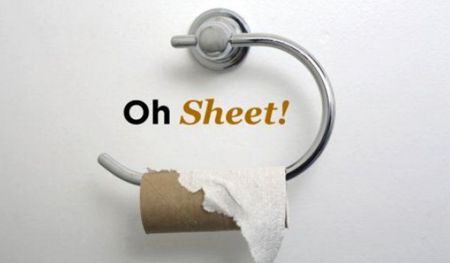 Overcome Toilet Paper Waste In 3 Steps